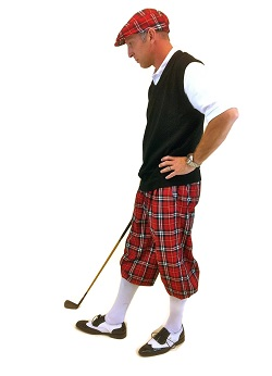 Golf Knickers for Men by Color