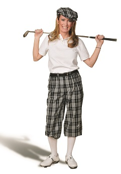 Golf Knickers for Women