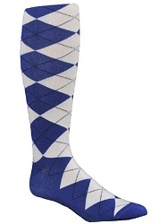 Argyle Golf Sock Collection