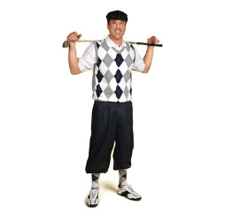 Complete Golf Knicker Outfits